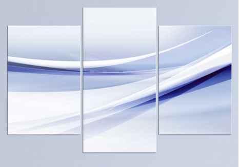 Palete de bleu