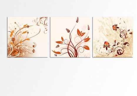 Flori stilizate